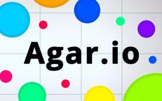 Agar io на деньги: описание и правила игры